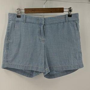 J.CREW FACTORY Chambray Shorts